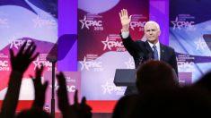 """Hay que elegir entre """"libertad y socialismo"""", dice Pence, poniendo como ejemplo Venezuela"""