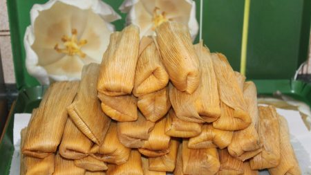 Texas: Retiran una tonelada de tamales de tiendas por mal etiquetado