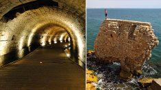 Desentierran asombrosos túneles templarios de 700 años debajo de una ciudad israelí