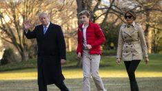 Trump cita recuperación de su hijo adolescente del virus para pedir que las escuelas vuelvan a abrir
