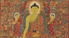 Una historia de la antigua China: Los ciegos ven al Buda