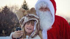 Este niño revela a Santa Claus sus 'necesidades especiales' y su confesión hace llorar a su mamá