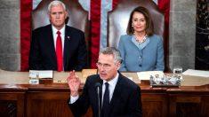 Secretario general de la OTAN alaba el papel de EE.UU. y critica a Rusia ante el Congreso