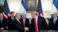 Trump felicita a Netanyahu y dice que su victoria acerca la paz con Palestina