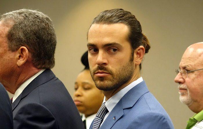 """El informe forense del Condado de Miami-Dade difundido este miércoles reveló que el cubano Juan Ricardo Hernández, golpeado por el actor mexicano Pablo Lyle, murió a raíz de """"complicaciones por trauma contundente en la cabeza"""". EFE"""