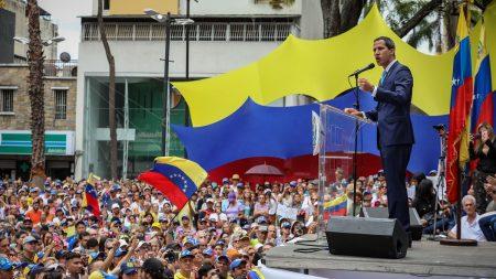 """Guaidó convoca la marcha """"más grande de la historia"""" para exigir el cese de la ursurpación en Venezuela"""
