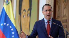 Venezuela anuncia el cierre de su embajada en Guatemala