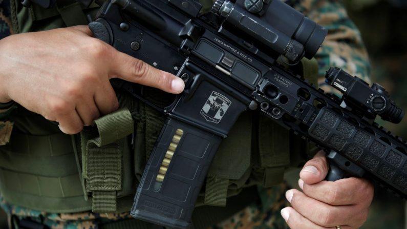 Detienen a un exmilitar que planeaba un atentado multitudinario en California. EFE