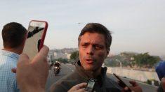 Tribunal de Venezuela ordena capturar a Leopoldo López en residencia del embajador español en Caracas