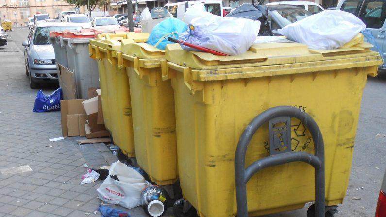 foto ilustrativa de contenedores de basura. (alvizlo | Flickr)