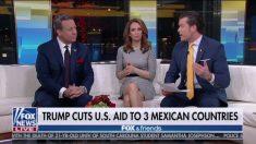 """Fox News se disculpa por llamar """"3 países mexicanos"""" a El Salvador, Honduras y Guatemala"""