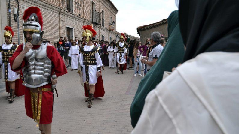 Imagen ilustrativa de un Vía Crucis. (Flickr)