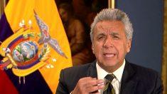 Presidente Lenín Moreno explica por qué Ecuador retiró el asilo a Julian Assange