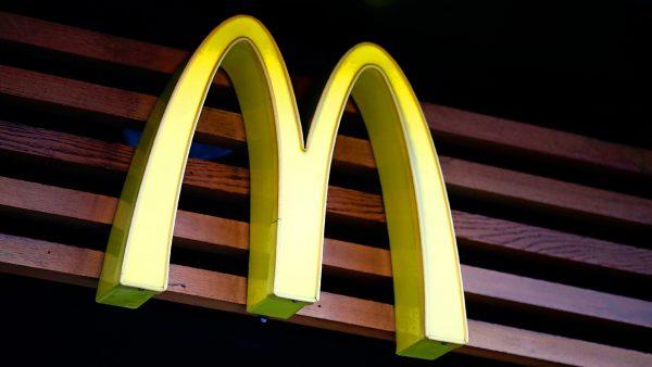 Imagen de archivo del logo de McDonald's. (Tolga Akmen/AFP/Getty Images)