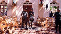 Ocho explosiones en Sri Lanka en domingo de Pascua dejan al menos 207 muertos