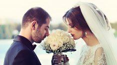 Renueva los votos con su esposo días antes de su muerte en una ceremonia que ya hizo llorar a miles