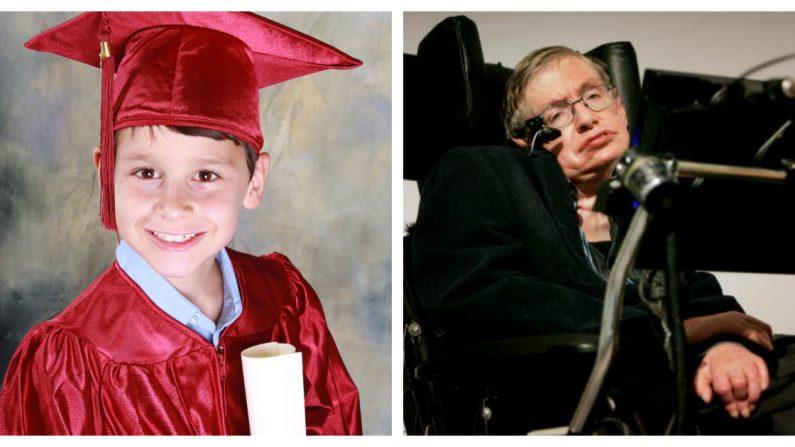 Genio de astrofísica de 11 años 'demuestra' que Stephen Hawking se equivoca con respecto a Dios