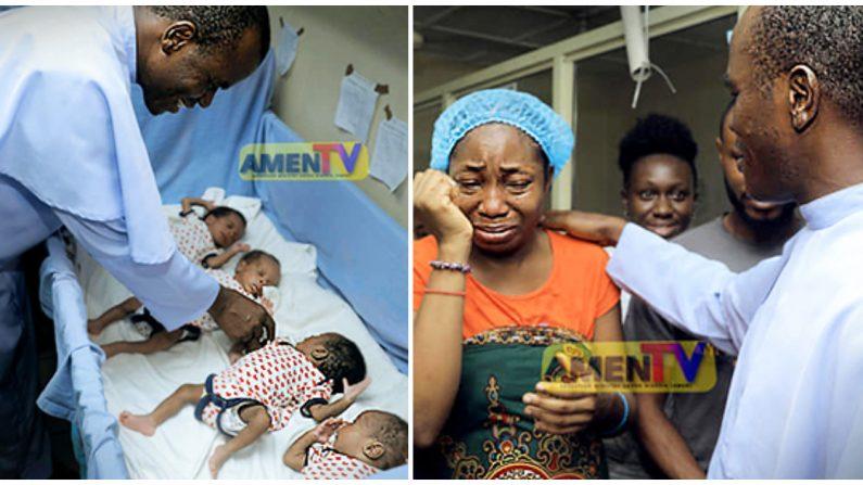 (Cortesía: Ministerio de Adoración Enugu Nigeria - AMEN)