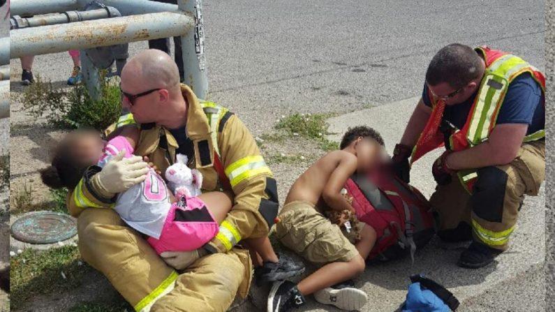 (Crédito: Amarillo Fire Department)