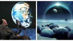 Stephen Hawking dijo en cuál planeta hay vida extraterrestre pero contactarla sería devastador