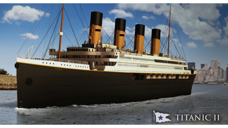 Titanic II. (Crédito: Wikimedia Commons/CC BY 2.0)