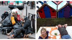 ¡No más gente sin hogar! Con estos mini refugios los mendigos podrán descansar y dormir seguros