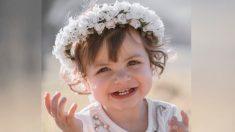 Guerrera de 2 años supera cáncer en estadio 4 después de 130 días de quimioterapia en el hospital