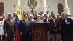Militares y policías retirados respaldan a Juan Guaidó y ratifican juramento de honor por Venezuela