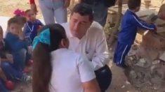 "Alcalde mexicano tuvo que pedir disculpas por llamar ""obesa, espantosa, horrible"" a una niña"