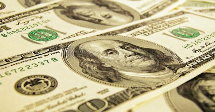 Una foto de archivo de dólares estadounidenses (Shutterstock*)