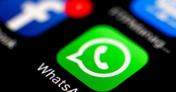 Facebook, Instagram y WhatsApp caídos. EFE/Archivo