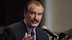 Expresidente mexicano Vicente Fox denunció que comando armado intentó ingresar a su casa