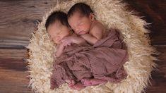 Un bebé nace 2 meses después de su hermano gemelo en Italia