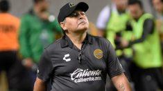 México: Maradona será investigado por dedicar victoria a Maduro y criticar a Trump