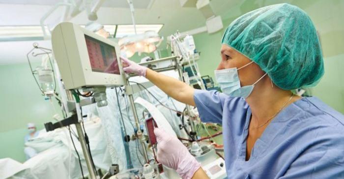 Anciana de 99 años vivió con los órganos invertidos
