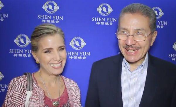 """""""Es una obra magnífica"""", comenta el público de Querétaro sobre Shen Yun"""