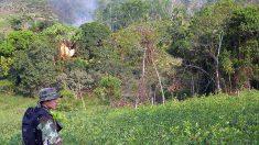 Sendero Luminoso mantiene campamentos de esclavos en la Amazonía de Perú