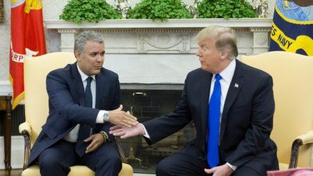 Trump está perdiendo la paciencia con Colombia ante el aumento de la producción de drogas