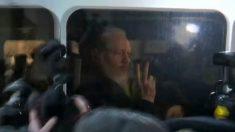 Sin asilo político Scotland Yard pudo detener a Assange cumpliendo orden de extradición de EE.UU.