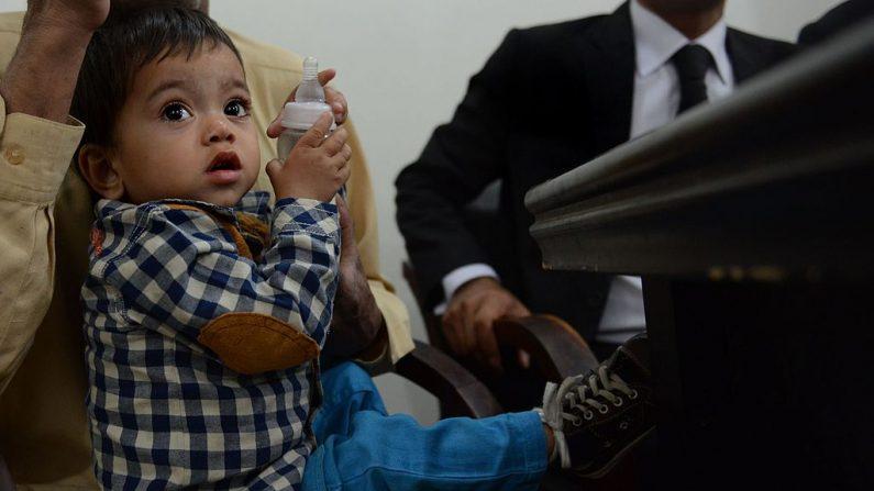 (Arif Ali/AFP/Getty Images)
