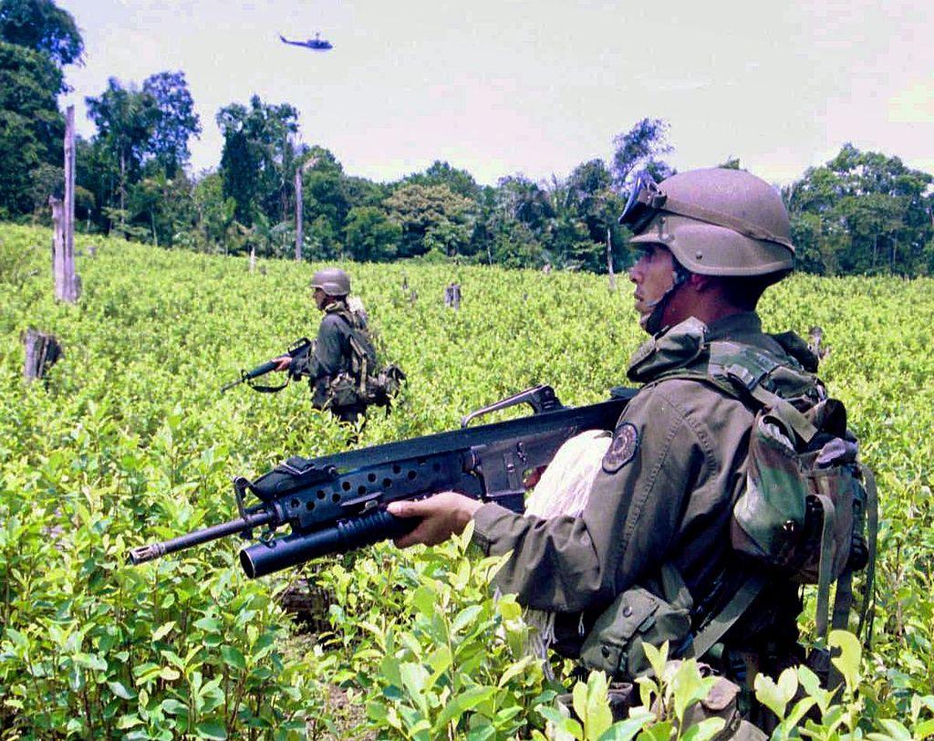 Colombia celebra certificación de EE.UU. en la lucha contra el narcotráfico