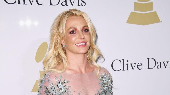 Britney Spears asiste a la Gala Pre-GRAMMY en The Beverly Hilton el 11 de febrero de 2017 en Los Ángeles, California.  (Kevork Djansezian/Getty Images)