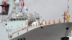 China podría estar armando a sus barcos con armas espaciales