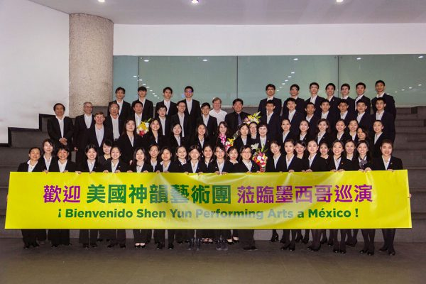 Shen Yun llegó a México para su Gira 2019 y promete ser más emocionante que nunca