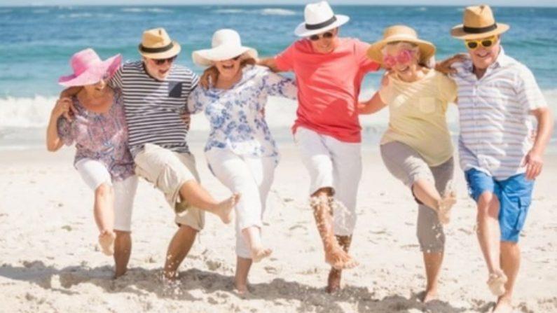 Tener un pronóstico saludable del envejecimiento te impulsará a adherirte a opciones de vida más saludables. (Shutterstock)