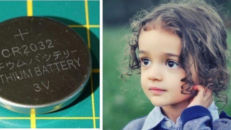 Luego que una niña muere por tragar una pila de botón publican un mensaje de advertencia para padres