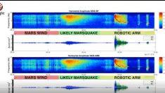 Nasa registra su primer martemoto, un sismo en el planeta rojo