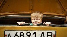 5 consejos que pueden salvar la vida de tu hijo en un automóvil
