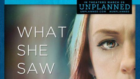 La reacción a la película 'Unplanned' muestra la guerra cultural contra la familia y la 'libre elección'