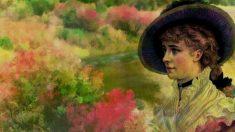 Una prenda tradicional inspiró a esta pareja a vivir como en la época victoriana del siglo XIX